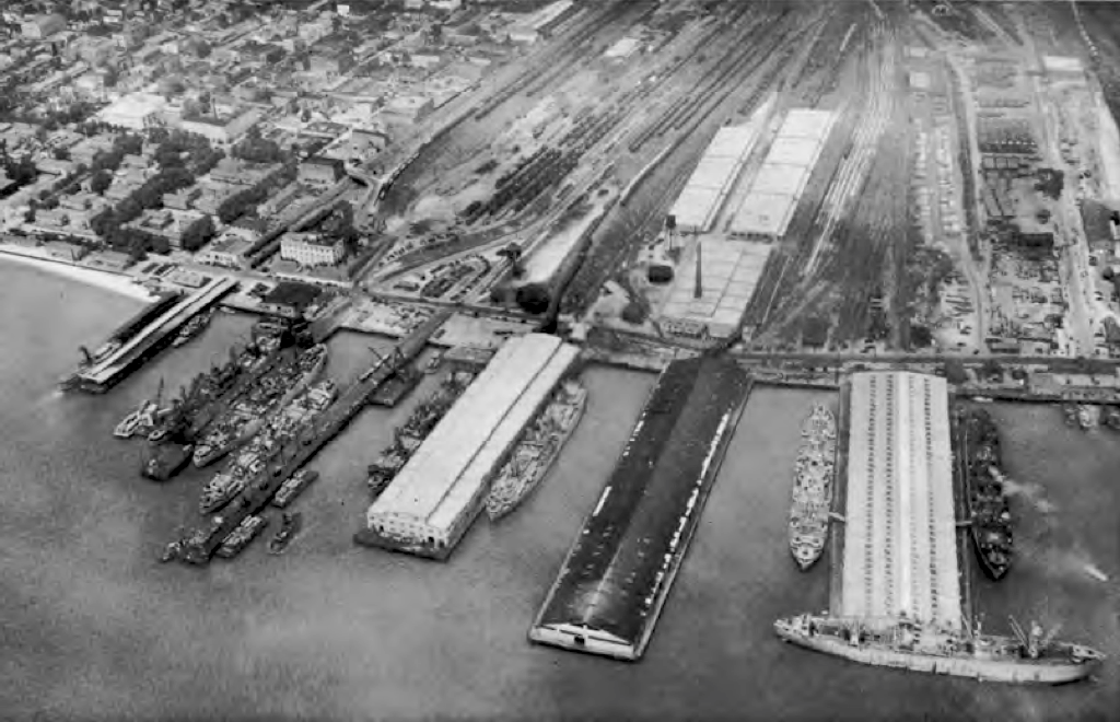 A Historical Background of the Hampton Roads