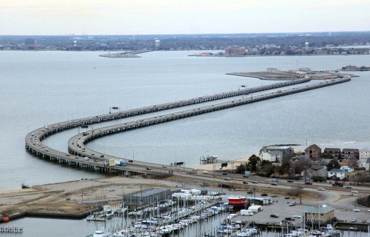 A Short History of the Hampton Roads