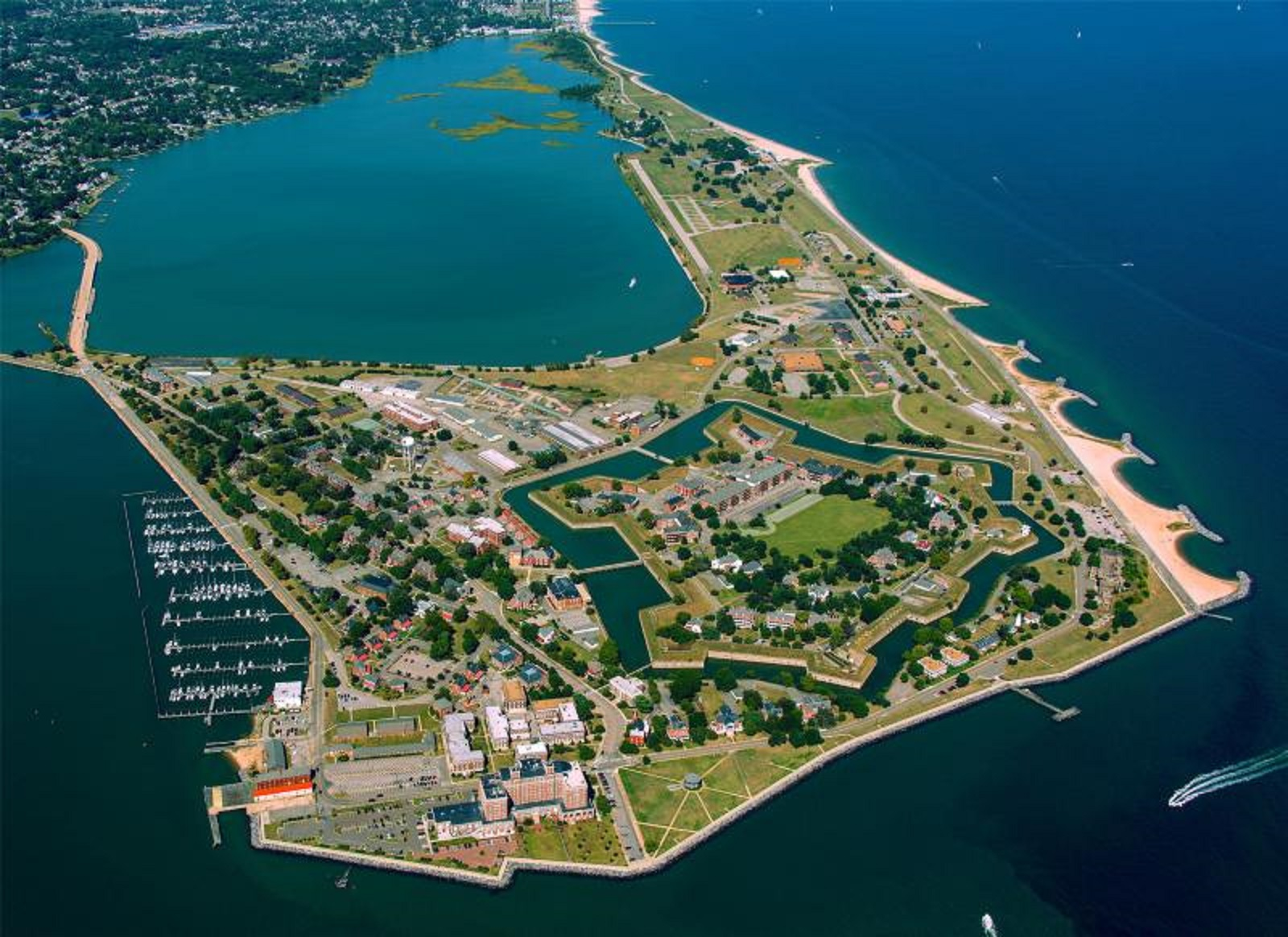 The Evolution of the Hampton Roads Area