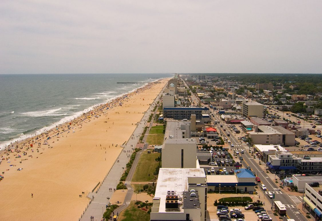 Some Little Facts about the Hampton Roads