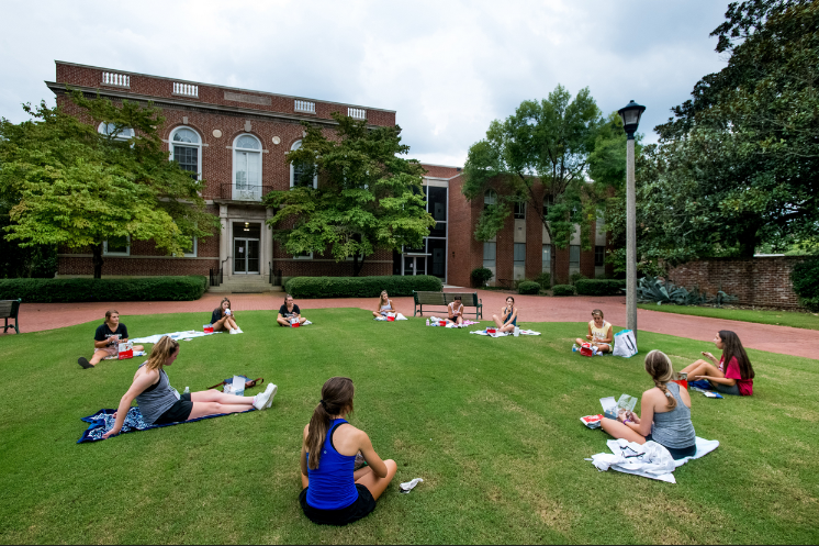 Interested in Testing in South Carolina, Visit the University of South Carolina