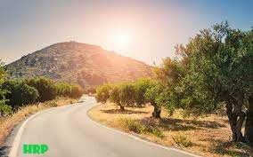 Proyek pengembangan dari Jalan Raya Aegean ke Pieria