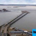 Proyek Perluasan Terowongan Jembatan Hampton Roads Membuat Kemajuan